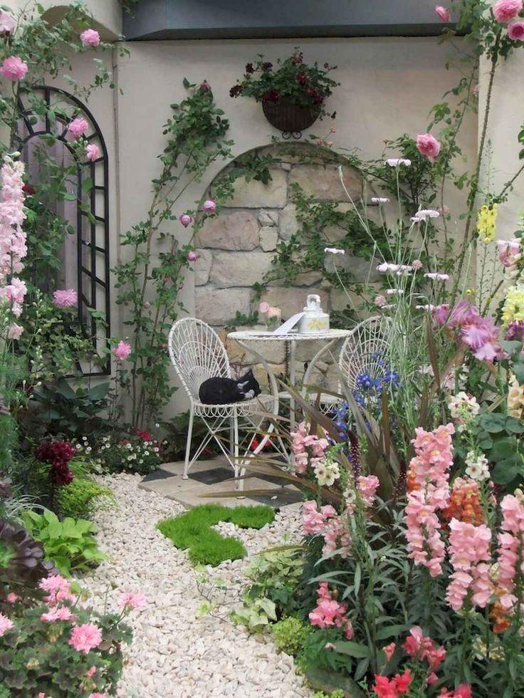 Vintage Garden Decoration 2 In 2020 Gartengestaltung Garten Ideen Cottage Garten