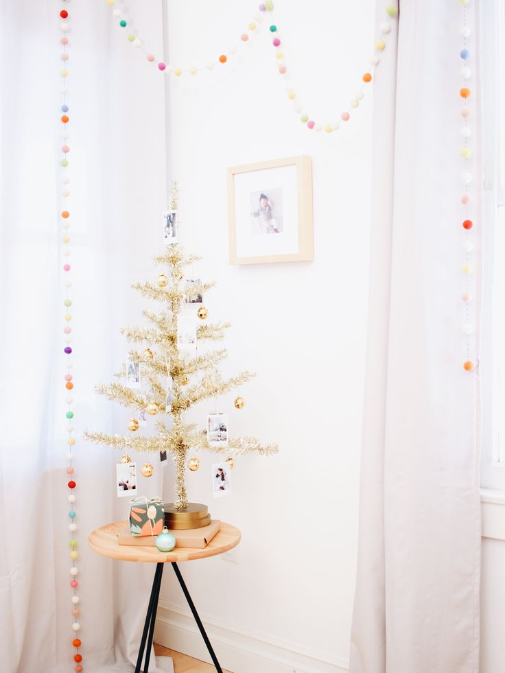 decorate for the holidays with #instax