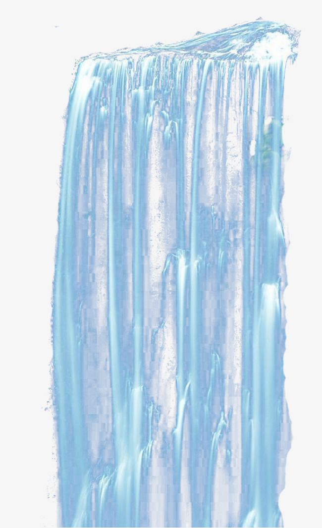 Blue Waterfall Clip Art Waterfall Waterfall Background