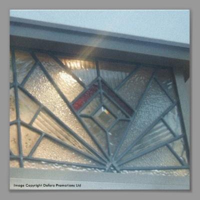 Lead Light Window