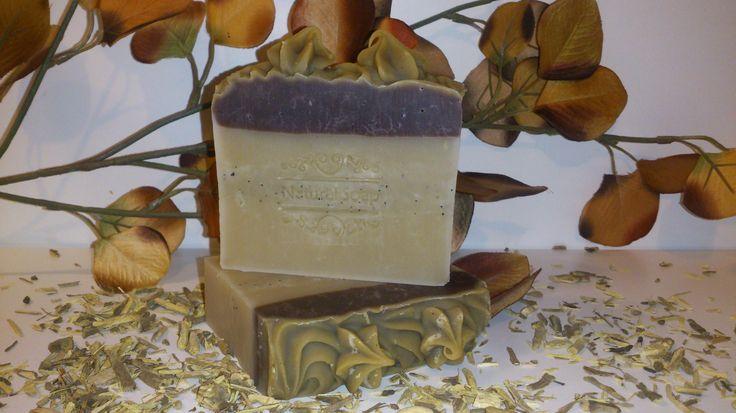 Te såpe med mange gode oljer. www.saapeslottet.com