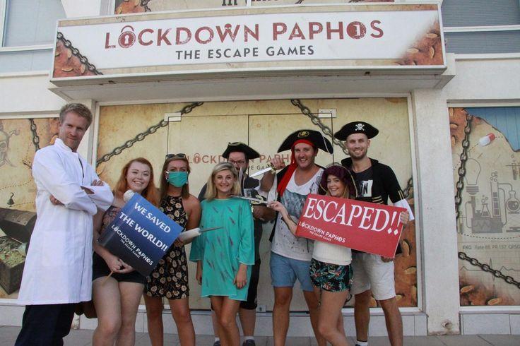 ★ Pirate puzzles and role play fun ★ #lockdownpaphos #escapegames #familyfun #interactive #pirates #puzzles #codes https://plus.google.com/+PissouribayCyp/posts/M5x7Uw2Xij2