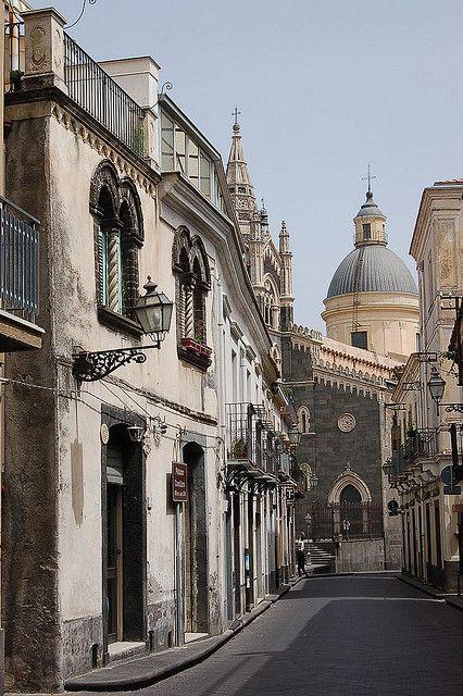 Randazzo, Catania, Sicily
