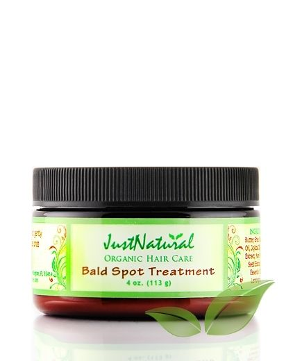 Bald Spot Treatment           Grow Hair Scalp Spot Formula - Gentle safe natural and organic formula, may be used daily. Vitamin E enriched.