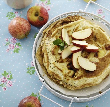 Wiener-æblepandekager