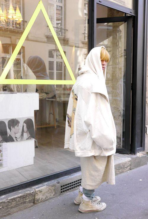 Balmung from Tokyo in Paris by www.lelook.eu  Paris Street Style
