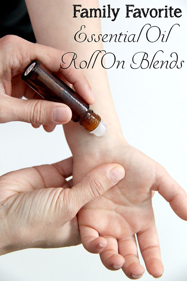 Essential Oils: Family Favorite Roll On Blends - Smashed Peas & Carrots