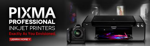 Pixma Pro 100  ICC Profiles for Third Party Papers