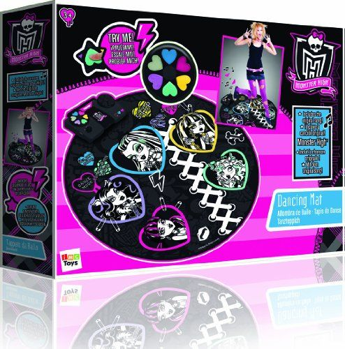 IMC TOYS – Monster High. Alfombra De Baile | Your #1 Source for Toys and Games