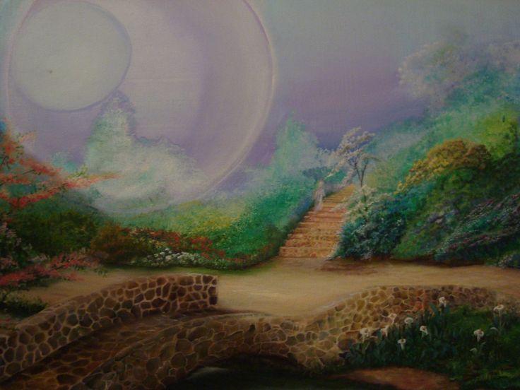Paraíso... da série IMAGINAÇÃO
