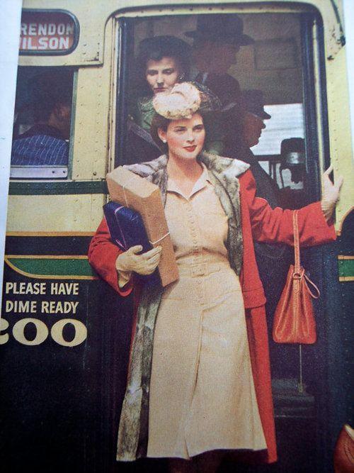 dress style 1940 jaguar