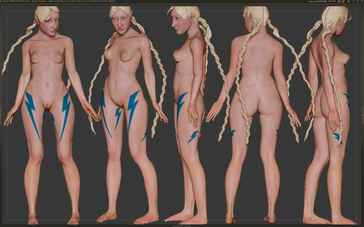 Free nude pregnant women