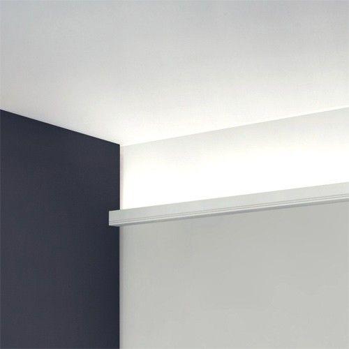 Les 25 meilleures id es de la cat gorie clairage corniche for Bandeau lumineux plafond