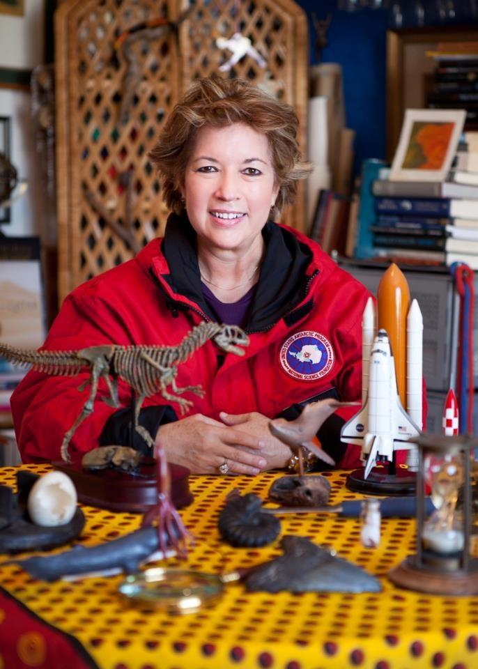 Ángela Posada-Swafford  Periodista Científica  Llega a los Estados Unidos en 1988