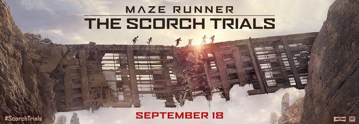 Sinopsis Maze Runner 'The Scorch Trials' (Coming Soon Film)   Berita Digital Kalteng