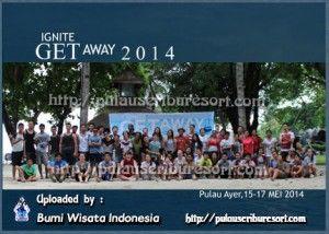 IGNITE at Pulau Seribu | Thousand Islands #pulauseribu