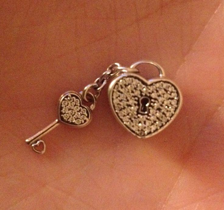Der Schlüssel zu meinem Herzen gehört nur DIR!