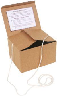 Gas Mask Box
