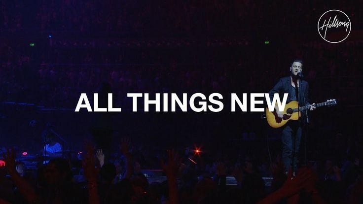 all things new pdf hillsong
