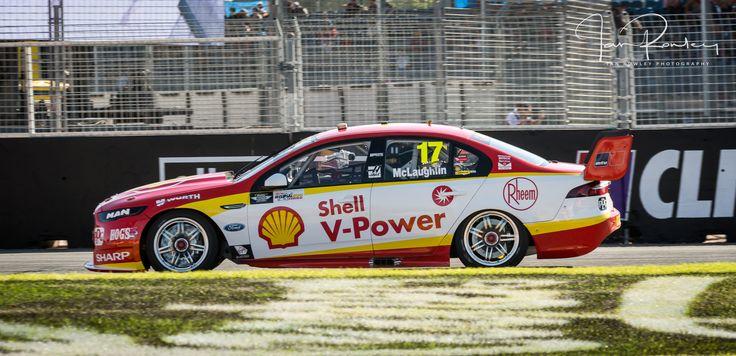 Scott McLaughlin, Shell V-Power Racing Team, Clipsal 500 2017
