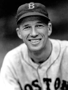 Lefty Grove - elected to National Baseball Hall of Fame in 1947