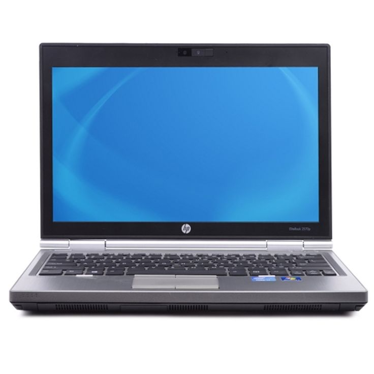HP EliteBook 2570p Core i7-3520M Dual-Core 2.9GHz 4GB 128GB SSD DVD±RW 12.5 LED Notebook No OS w/Webcam & BT