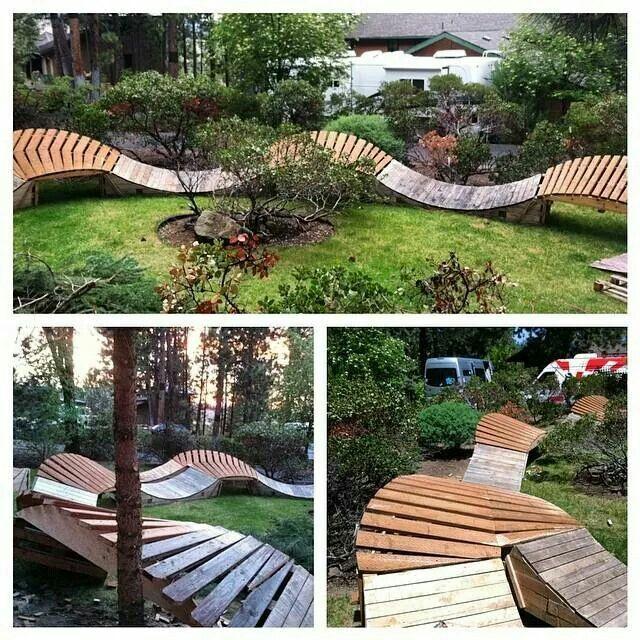 Help me design a mtb skills course for Help me design my garden