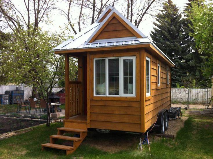 lydiau0027s tiny house u2013 sheu0027s mortgage free at age 22 - Inside Of Tiny Houses