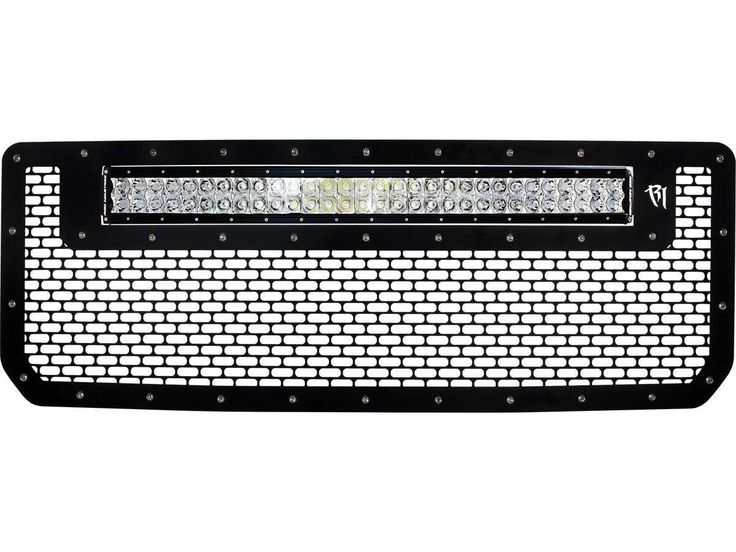 """Rigid Industries LED Grille with 30"""" RDS for 2015-2016 GMC 2500/3500 41584 