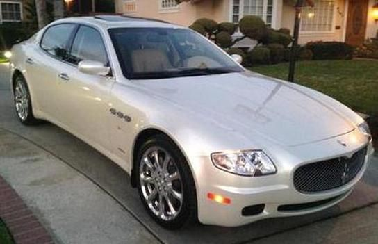 Cars for Sale: Used 2008 Maserati Quattroporte in Executive GT, Los Alamitos CA: 90720 Details - Sedan - Autotrader