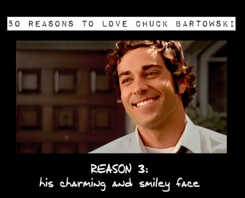 50 Reasons to Love Chuck Bartowski!
