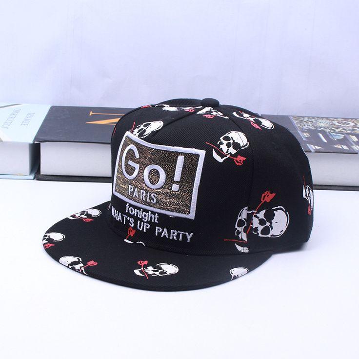 hats women men gorras plana hip hop bone Baseball Cap snapback caps fashion rock skateboard GO PAIRS hat casquette luxury bboy #Affiliate