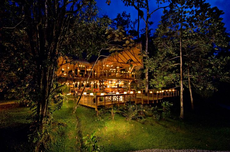 Pacuare Lodge Experiences