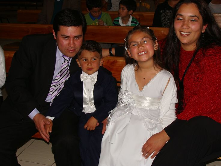 bautizo de mis hijos