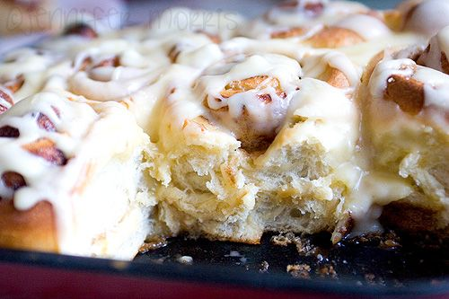 Old Fashioned Cinnamon Rolls | Cakes and such!! | Pinterest