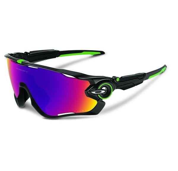 OAKLEY Jawbreaker Polished black prizm road napszemüveg. Színes lencsés Oakley sport napszemüveg, mely különleges kialakításának köszönhetően minden sportágban megbízható társ lehet. Stabil illeszkedés és könnyű, kényelmes viselet jellemzi. Lencséje UV400-as szűrőt tartalmaz, mely megvédi a szemet a káros sugaraktól. KATTINTS IDE!
