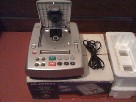 LETTORE CD PER DJ - STANTON S250 - CDJ -