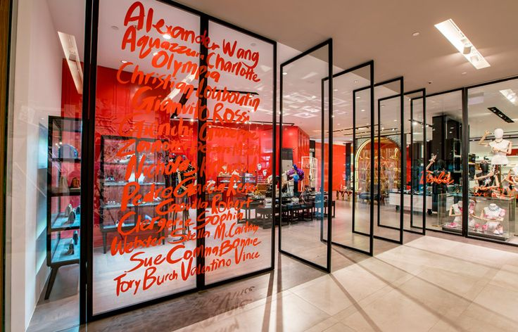 Pedder on Scotts Orchard-explore, discover and inspiring retail designed by Abraham Chan Design.