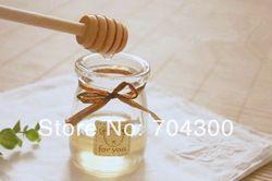 Online Shop New Arrive MINI Wooden Honey Dippers Wedding Favors|Aliexpress Mobile 59€