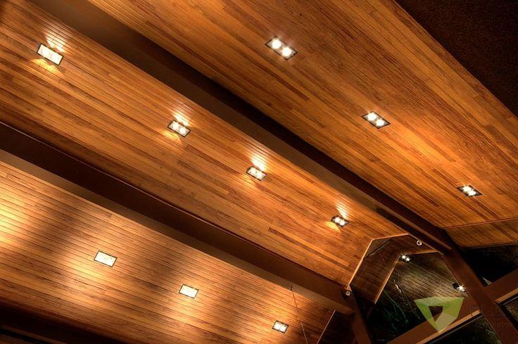 Casa de Campo Quinta do Lago - Tarauata: Salas de estar rústicas por Olaa Arquitetos