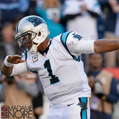 """After a Tennessee mom criticized Newton for doing """"The Dab"""" in front of her child on Sunday, we're over people trying to halt Black folks' jubilation."""