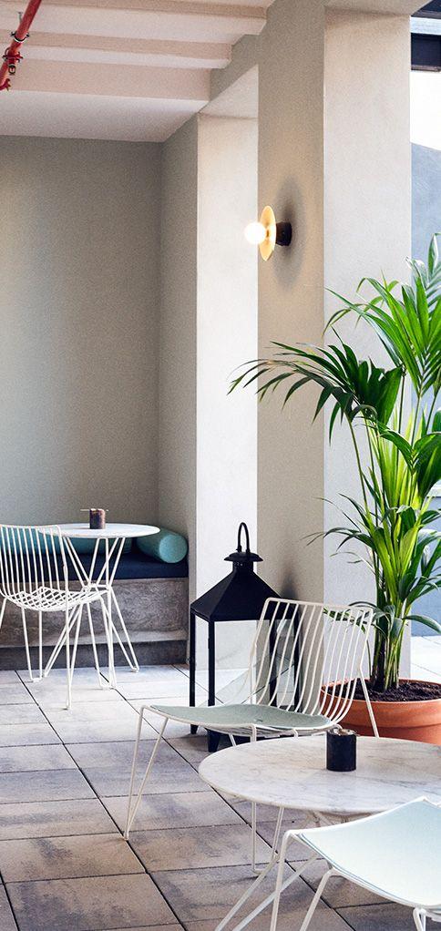 Hotel Brummell Furniture #hotelbrummell #brummelldetail #hotel #barcelona