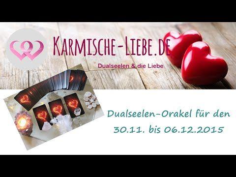 Dualseelen-Orakel für den 30.11 bis 06.12.2015 ♥   Karmische-Liebe.de