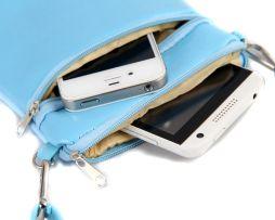 Crossbody kožená kabelka s cartoon motívom vzor01