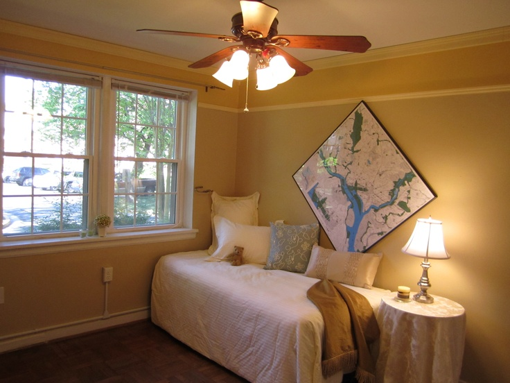 Alexandria VA, 22307---- A staged listing is a happy listing! I love to play with my vacant listings! A free service for all of my clients, I have an inventory of current furnishings for all types of properties! It is like playing with my LIFE SIZE dollhouse!