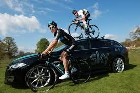 Team Sky (UCI team code: SKY) is a British professional cycling team that competes in the UCI World Tour.