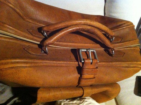 Bagage vintage HERMES Hermès bag vintage par Antiquesfrenchshms, €5200.00