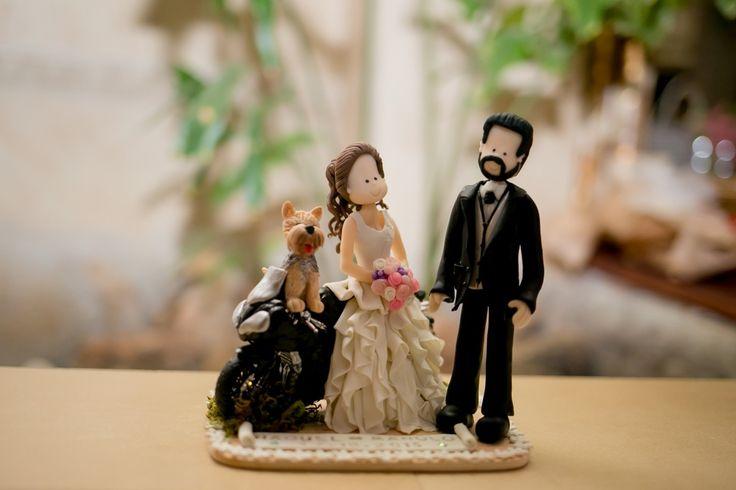 Descubre ideas para decorar una boda original con bonitos detalles en cada parte de la celebración. Así fue mi boda, ¿quieres verla? #weddingideas #weddingdecor #inspiration #wedding #decoracióndebodas #bodas #decoracion #detallesdeboda #tarta #figuratarta #figuranovios