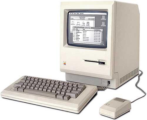 Apple Macintosh (1984)