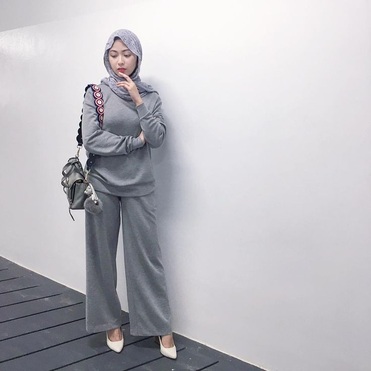 All grey casual